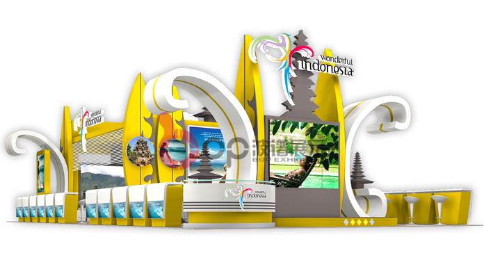 印尼2012年旅游设计